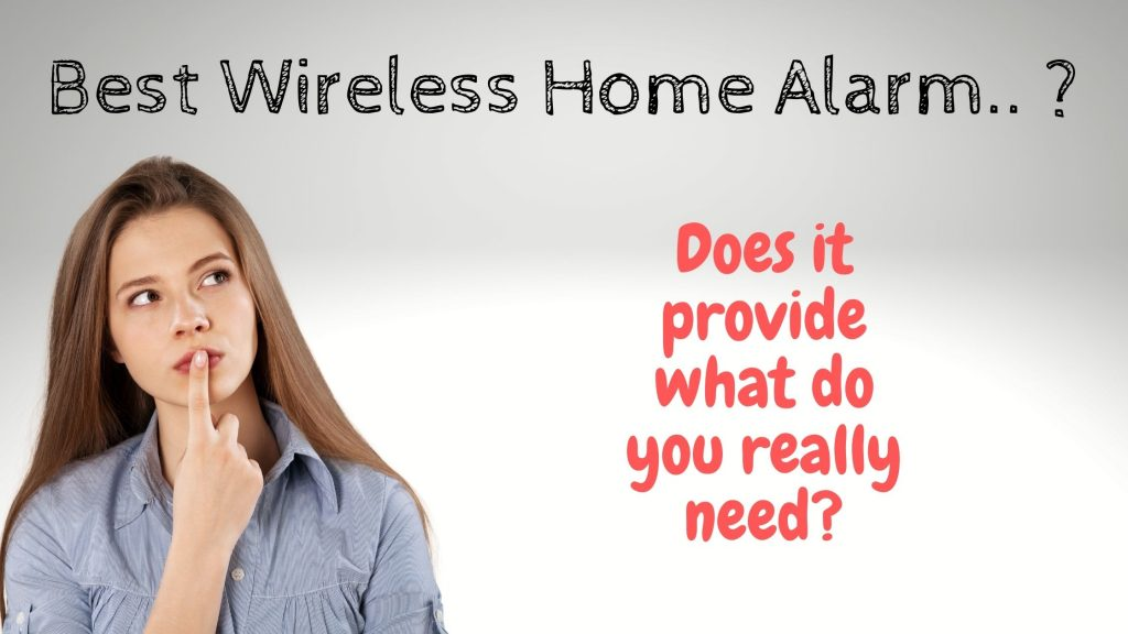 Wireless Home Alarm