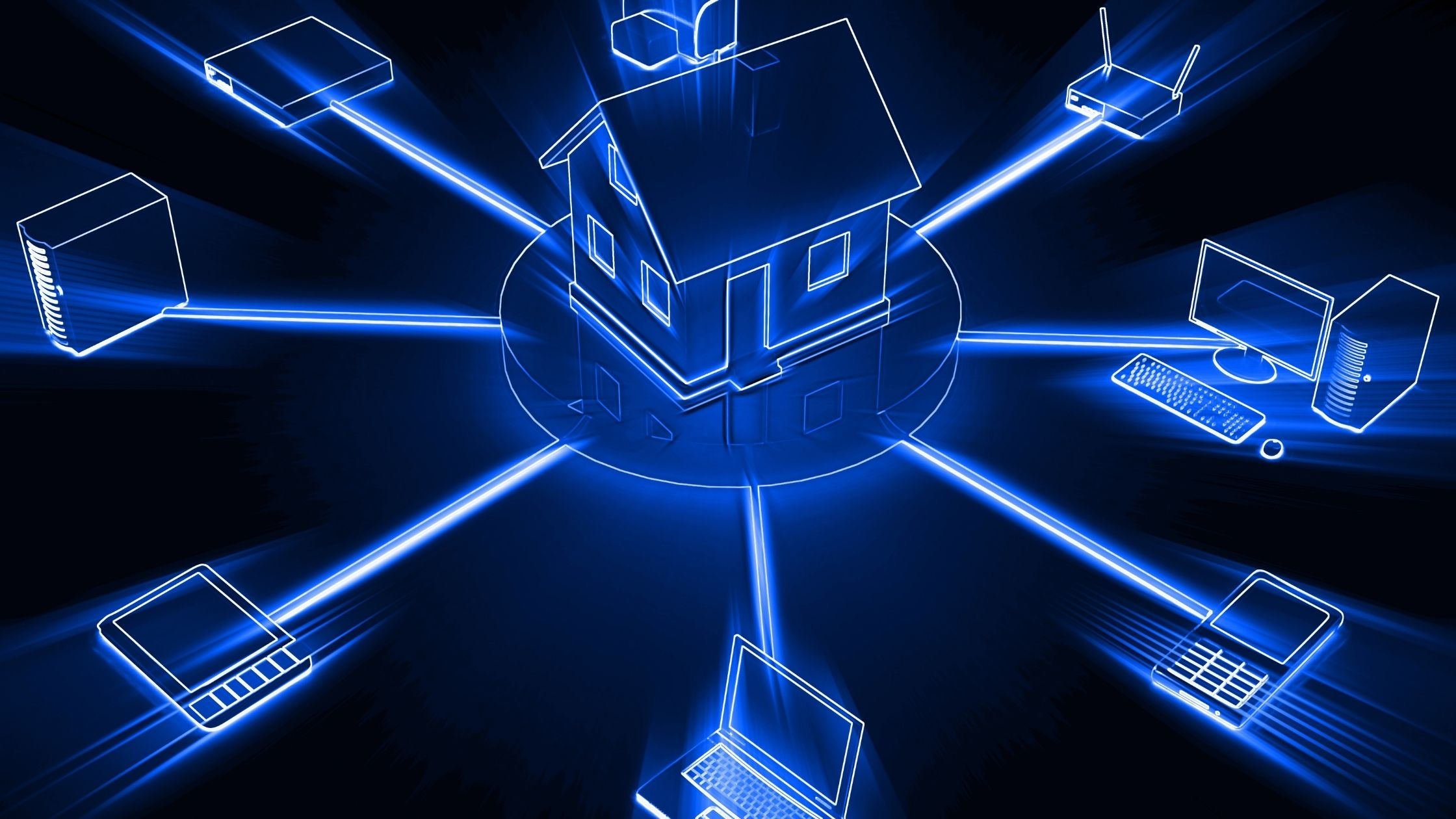 secure your home network