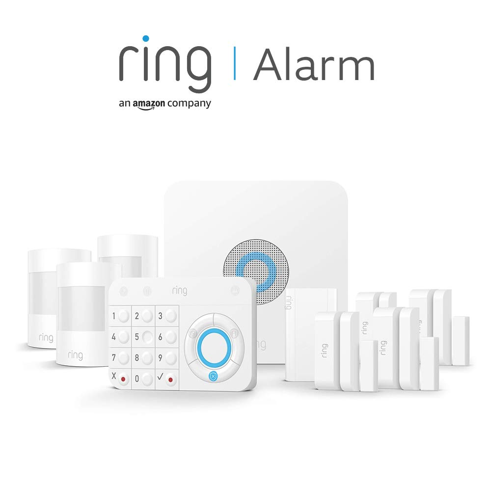 Ring Alarm 10-Piece Kit