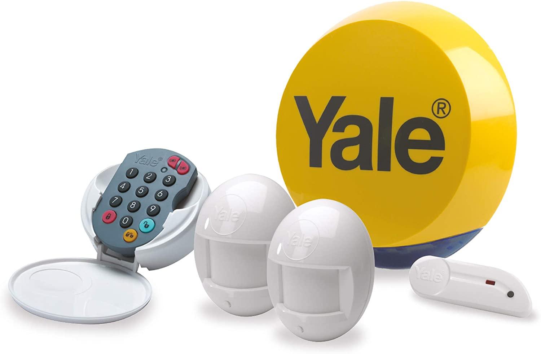Yale's YES-ALARMKIT