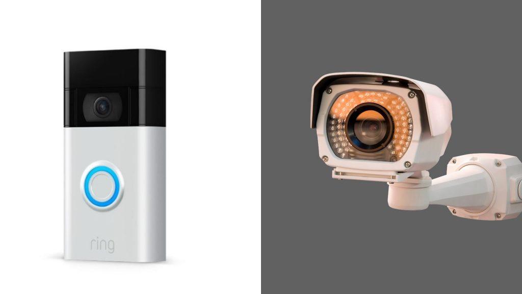 Video Doorbell VS Security Camera